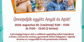 Szülők napja a Pécsi CsakPONT szervezésében